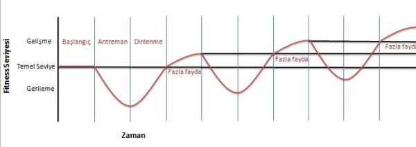 Fitness-zaman grafiği (Doğru yaklaşım)