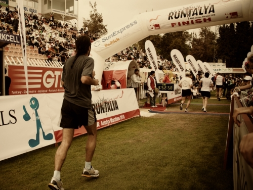 Runtalya 2010 Finish