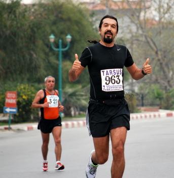 2011 Tarsus Yarımaratonu - 18.km