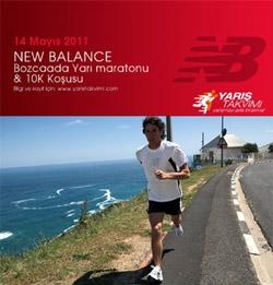Bozcaada yarımaratonu ve 10K koşusu