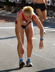 Yorgun koşucu