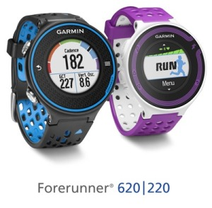 Garmin Forefunner 620 ve 220