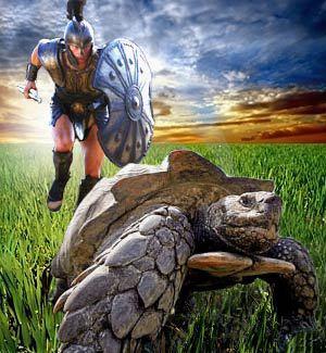 Aşil ile kaplumbağa