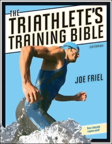 Triathlete's Training Bible kitap kapağı