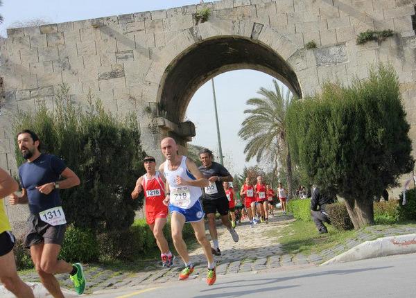 Tarsus Yarı Maratonu 2014 Kleopatra Kapısı