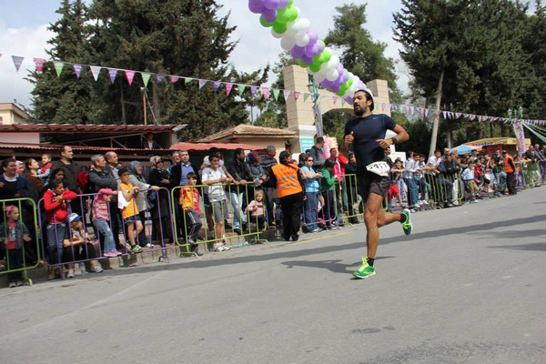 Tarsus Yarı Maratonu 2014 Mert