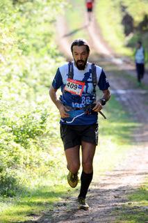 İznik Dağ Maratonu patikada