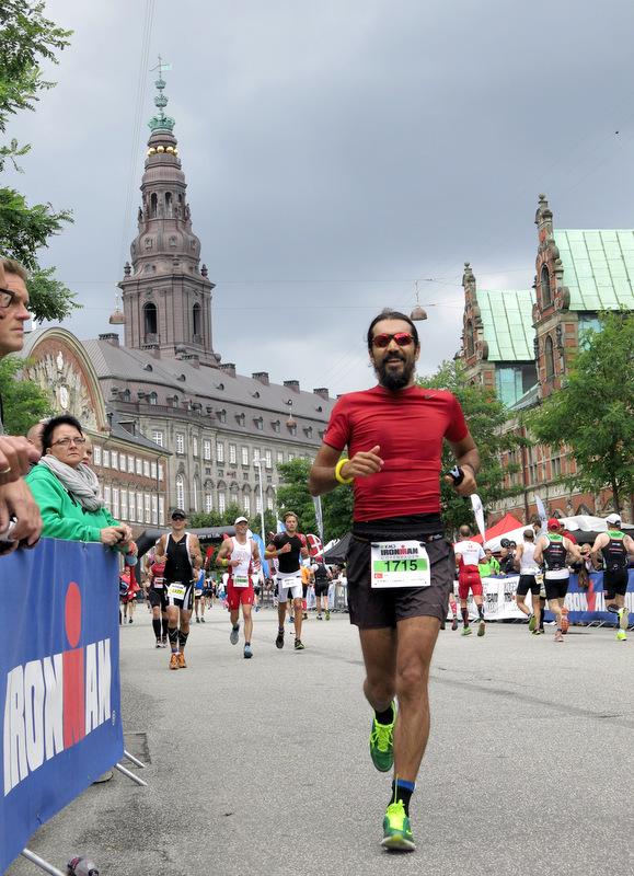 IM Copenhagen koşu etabı