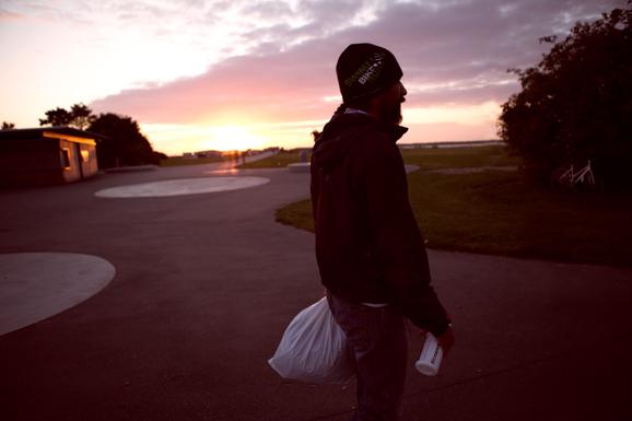 IM Copenhagen yarış öncesi sabah
