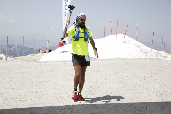 Tahtalı Run To Sky finish