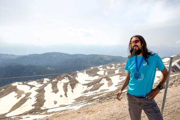 Tahtalı Dağı zirve