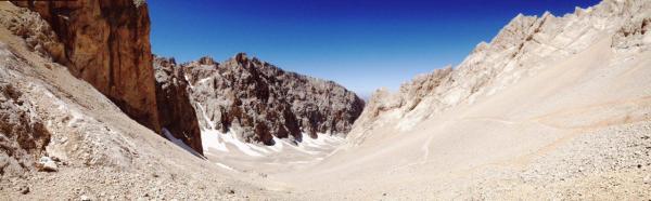 Aladağlar Sky Trail - Karayalak vadisi