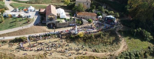 Festival des Templiers - Endurance Trail bitiş noktası