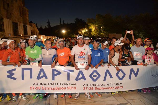 spartathlon-start
