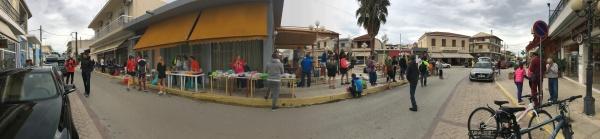 Zevgolatio (Corinth Area), 29. istasyon, 102,1. km