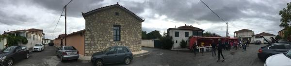 Alea - Tegea square, 60 istasyon, 195,3. km